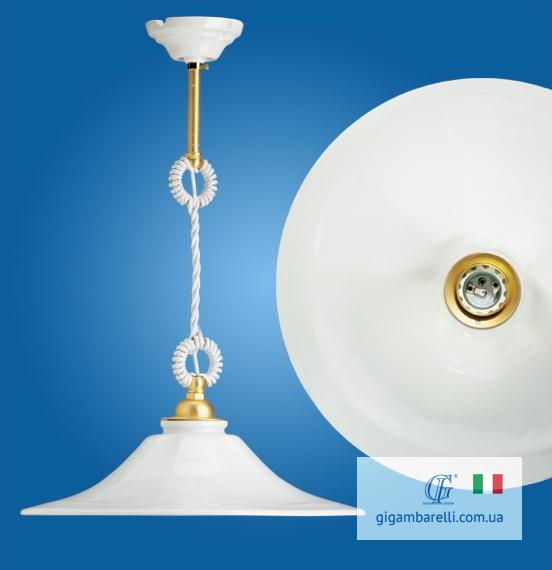 Люстра підвіс на кабелі GiGambarelli (Італія)